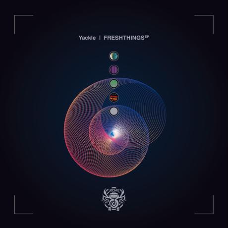 """Yackle × FRESHTHINGS """"Yo-Yo"""" (LP)"""