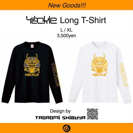 Yackle Long T-Shirt [White]