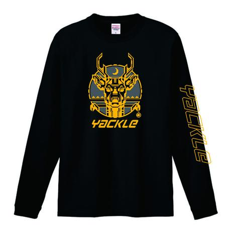 Yackle Long T-Shirt [Black]
