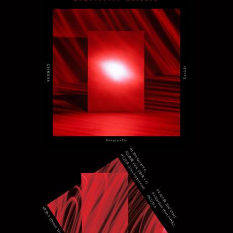 【CD】GOMESS & Yackle 1st EP『Originally』