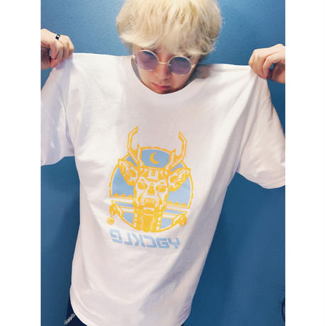 Yackle T-Shirt [White]