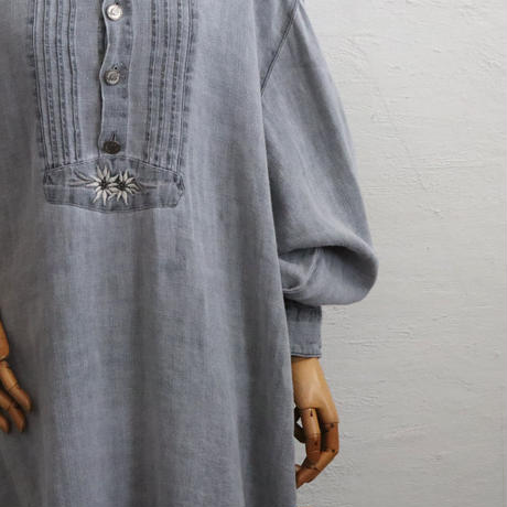 OLD TYROLEAN PULLOVER SHIRT