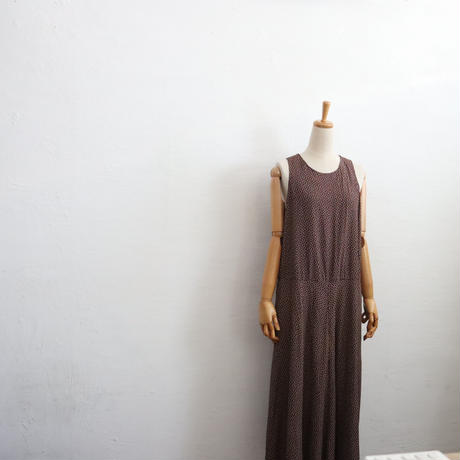 KARIN STEVENS RAYON MAXI DRESS
