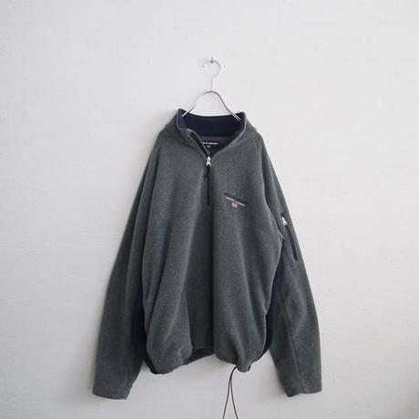 poro sport half zip fleece top