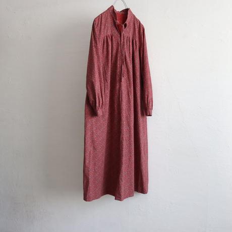 EURO VINTAGE PULLOVER COTTON DRESS