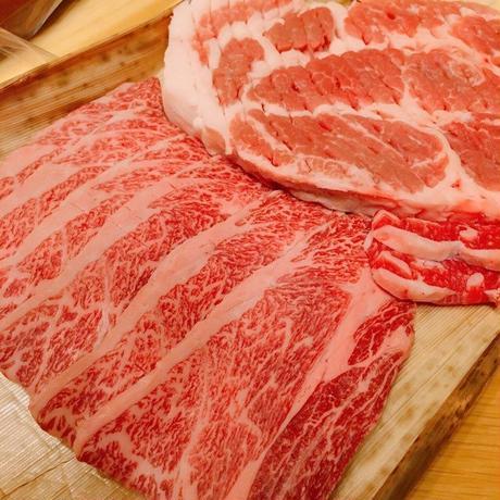 松阪名物 肉三種セット(2~3人前)