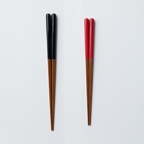 うるしがんこ箸