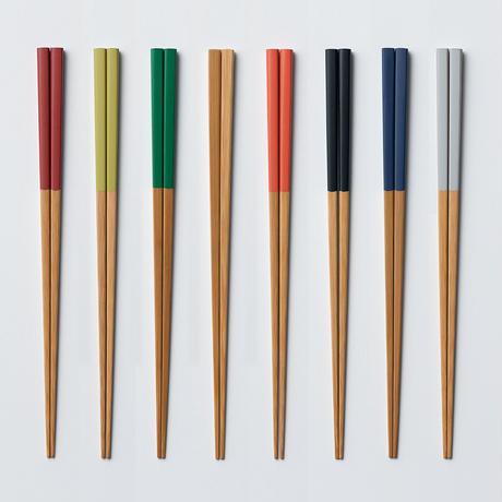 スス竹角箸