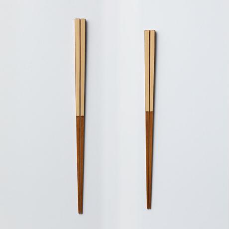 うるし白竹箸