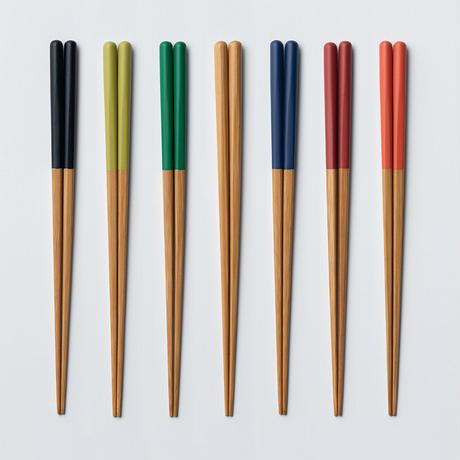 スス竹丸箸