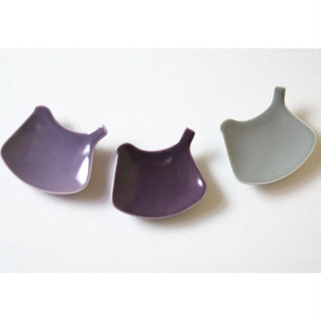 tori plate smoke purple トリプレート 有田限定色 スモークパープル イイホシユミコ