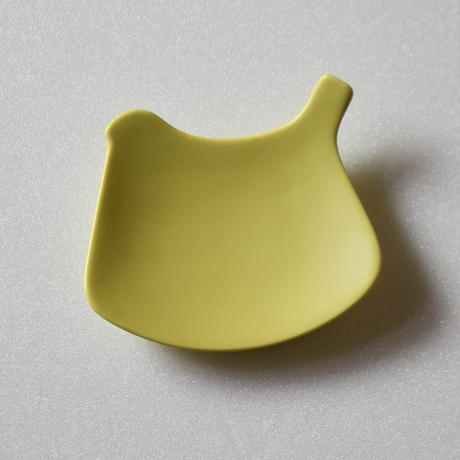 tori plate yellow トリプレート イエロー