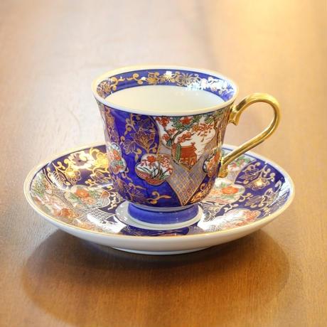 遊苑コーヒー碗皿