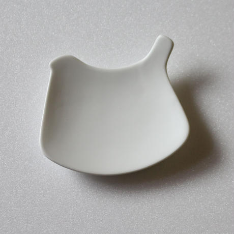 tori plate white トリプレート  ホワイト