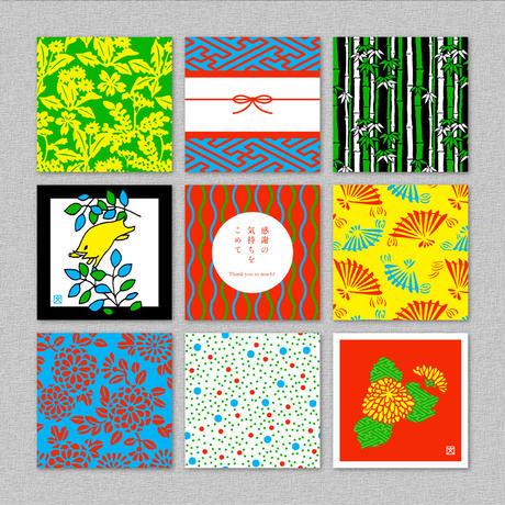 【美和柄素材】和のグラフィックセット 〜90種の和素材テンプレート〜