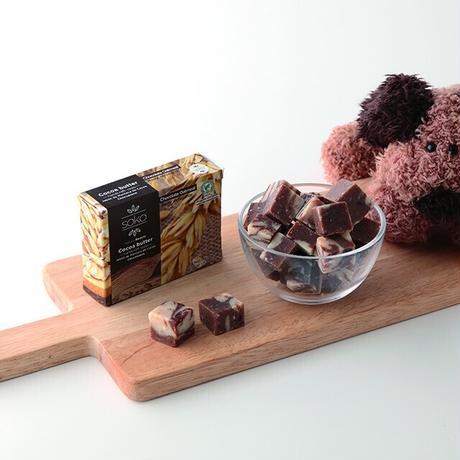 SOKO カカオバター ナチュラル石けん 110g チョコレート&オートミール p001182 男性や脂性肌に