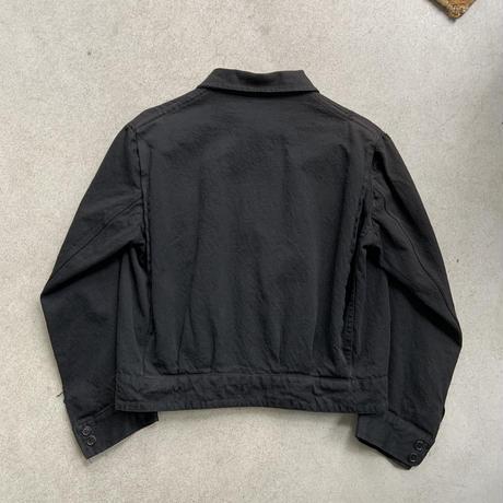 UK army battle jacket BLK