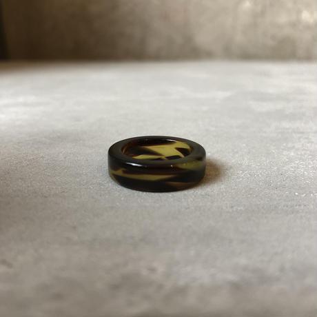 Derome Brenner Celluloid Ring