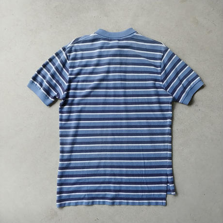 Polo by Ralph Lauren Border S/S Polo Shirt BLU
