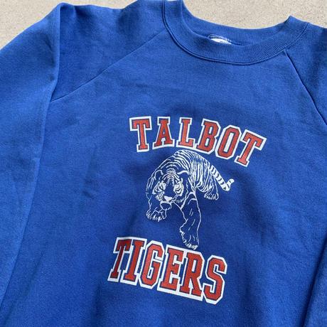 80s~talbot tigers swt BLU