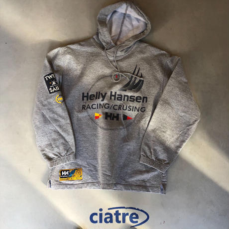 90s Helly Hansen Sweat Pullover Parka