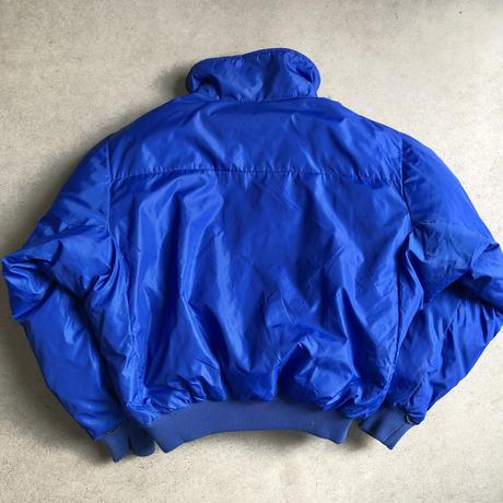 80s~ Columbia Reversible Jacket BLU