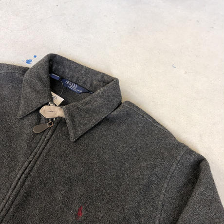 Polo by Ralph Lauren Zip Up Jacket GRY
