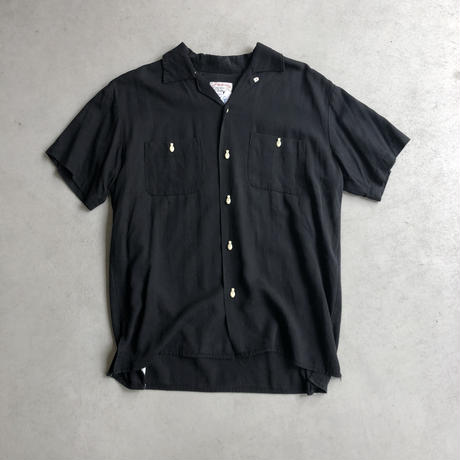 Zoom S/S Rayon Bowling Shirt