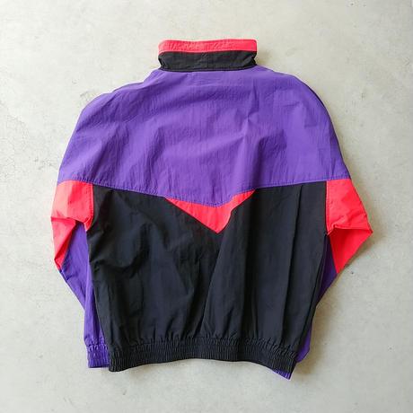 80s~ DUAL COTROL Nylon Pullover