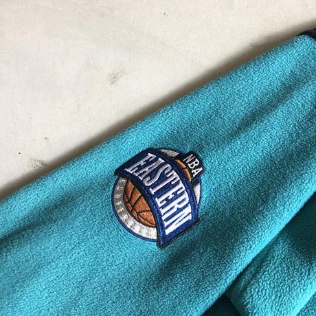 Old NBA Zip-Up Fleece Blouson