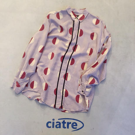 90s big dot shirt