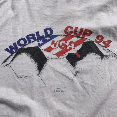 94s World cup design tee WHT