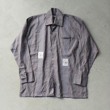 Old Linen Dress Guatemala Shirt L/S