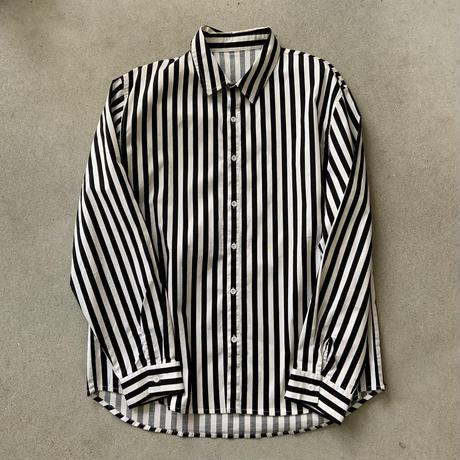 Stripe shirt WHT