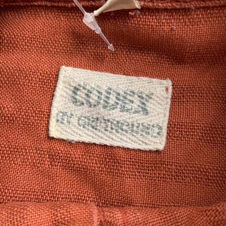 90s Codex euro shirt S/S ORG