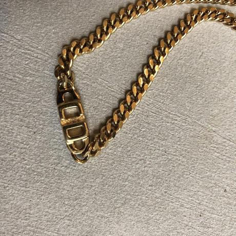 German Made Old Christian Dior Gold Neckrace