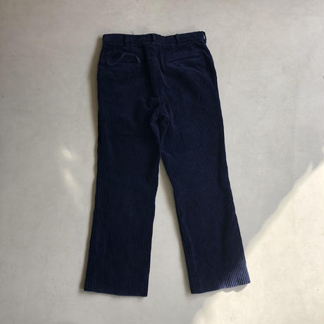 Old Corduroy Pants navy