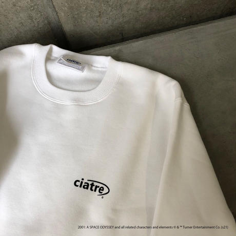 ciatre × 2001 A SPACE ODYSSEY white room SWT