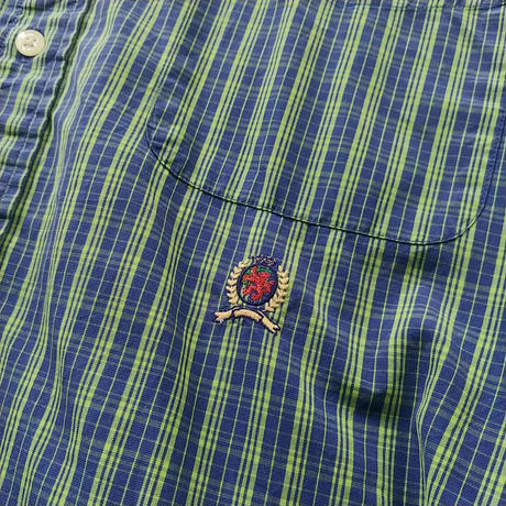 90s TOMMY HILFIGER S/S Shirt