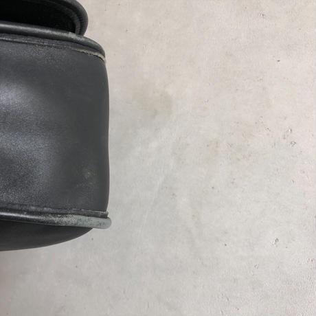 Old Coach Grab Leather Stewardess Bag
