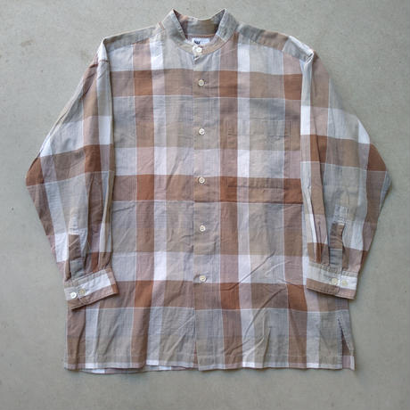90s MIYAKE DESIGN STUDIO Check L/S Shirt