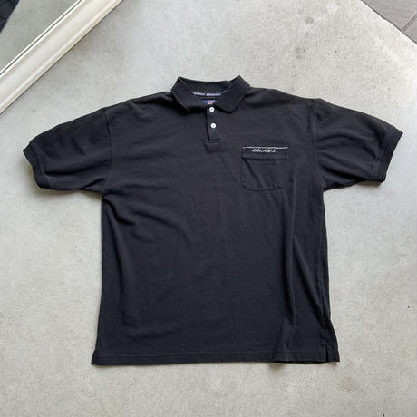 Dickies one point polo BLK