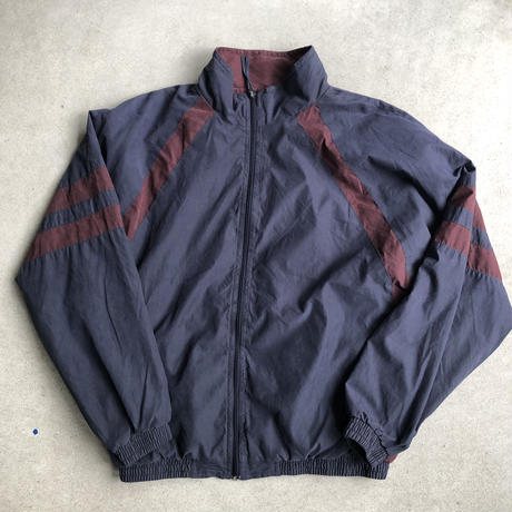 90s ONLINE Nylon Jacket NVY