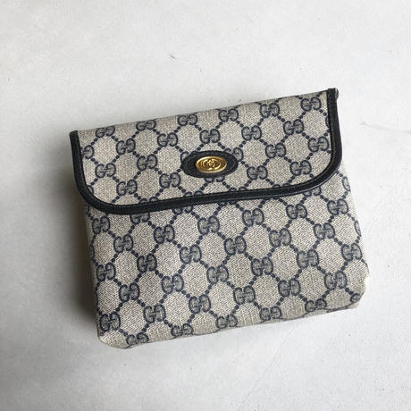 Old GUCCI GG Pouch