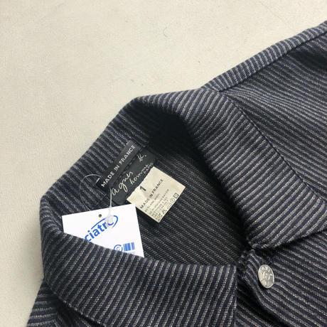 France Made agnes b. homme Stripe Track Jacket