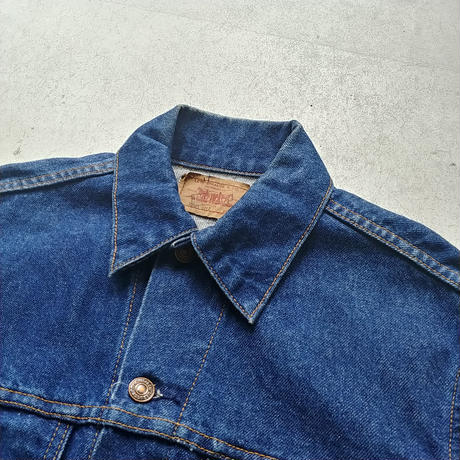 90s Levi's 70505-0217 Denim Jacket
