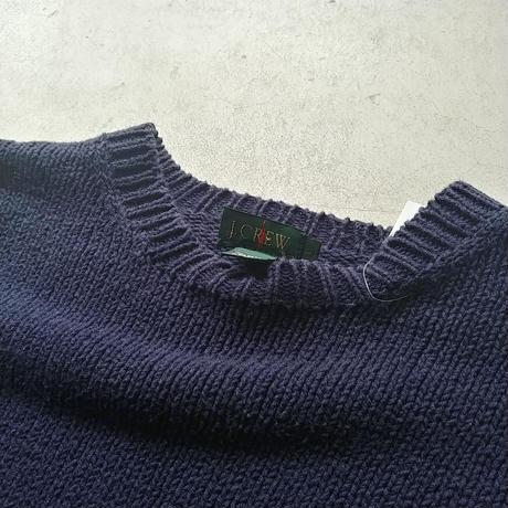 90s J.CREW Cotton Knit Pullover
