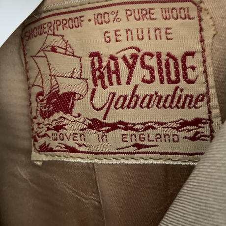 Ray side Coat BEG