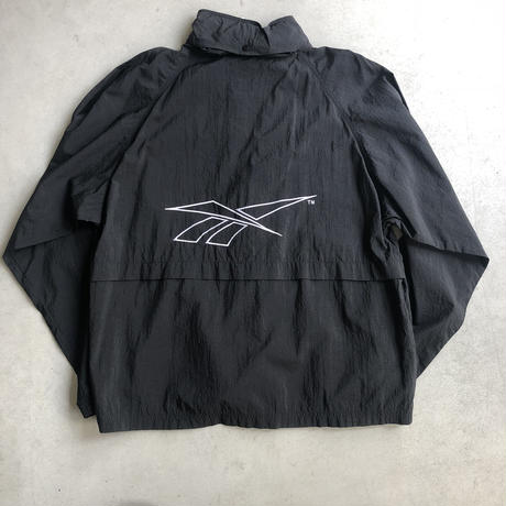 90s Reebok Nylon Zip Up Blouson