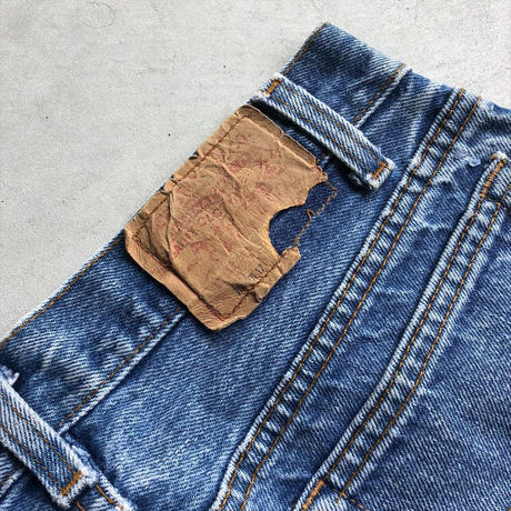 80s Levi's 701-0117 Denim Pants